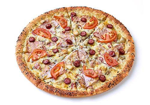 Пицца Смайлик Обжора